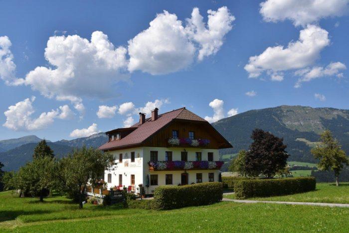 Edhof - Bauernhofurlaub im Lammertal in Salzburg
