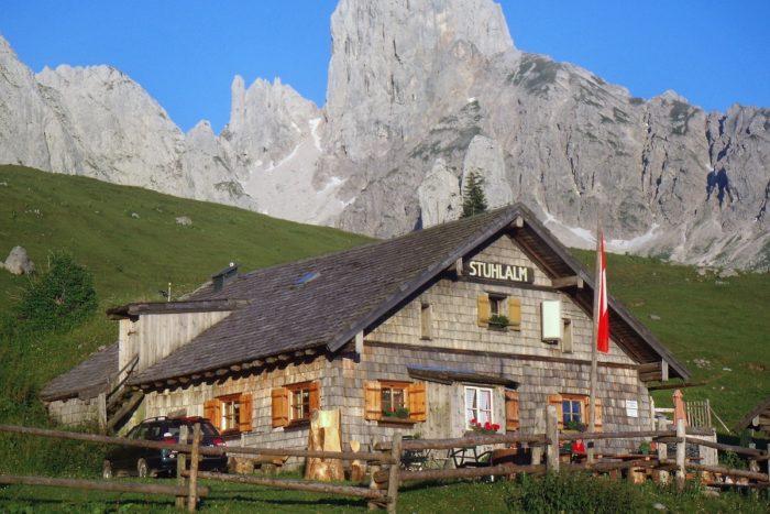 Astauhof - Bauernhofurlaub im Lammertal in Salzburg