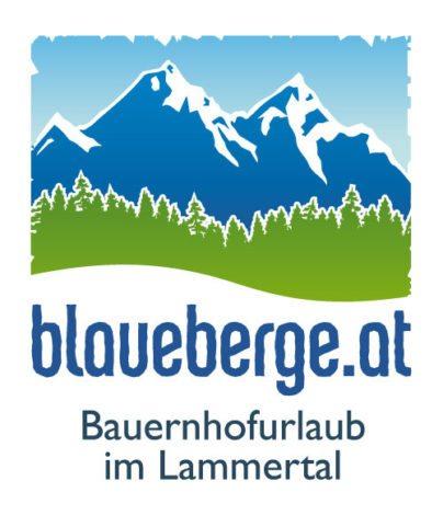 Logo - Blaue Berge