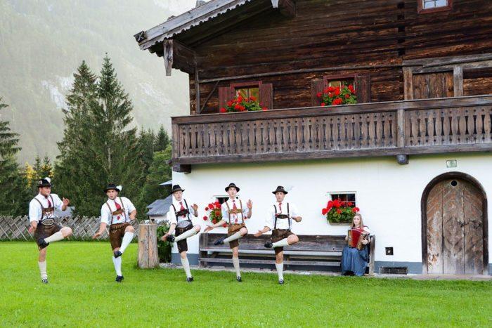 Brauchtum - Sommerurlaub in Abtenau, Lammertal