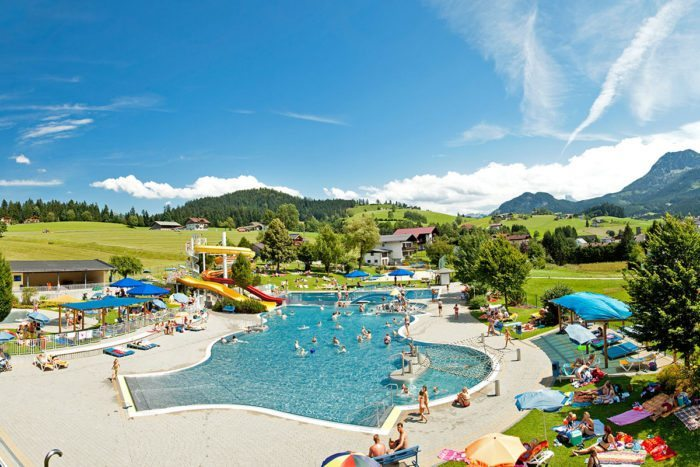 Erlebnisschwimmbad Abtenau - Gratis mit der Gästekarte Abtenau