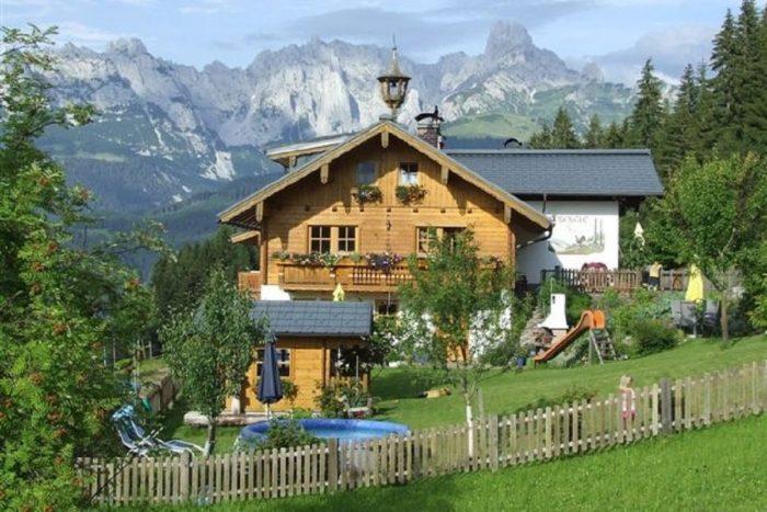 Fesengut - Bauernhofurlaub im Lammertal in Salzburg