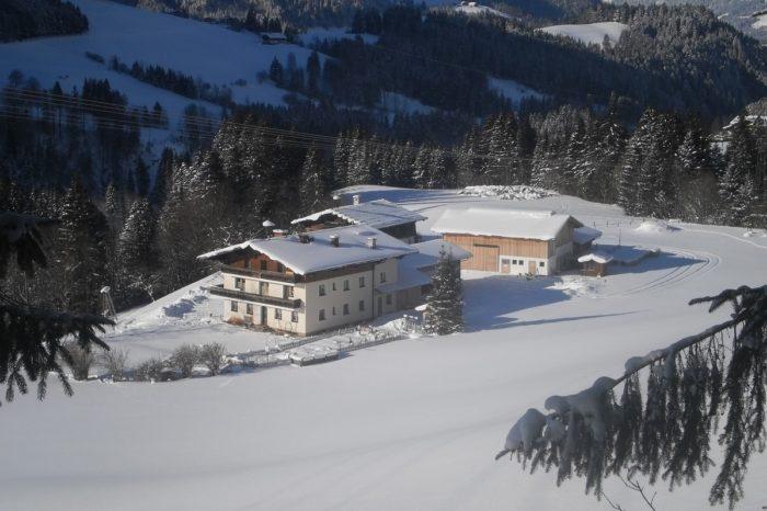 Gerergut - Bauernhofurlaub im Lammertal in Salzburg