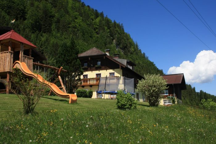 Hefenscher - Bauernhofurlaub im Lammertal in Salzburg