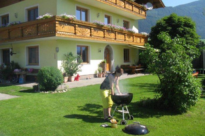Hinterlammerain - Bauernhofurlaub im Lammertal in Salzburg