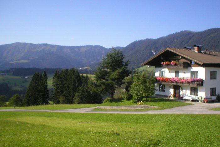 Zwillinghof - Bauernhofurlaub im Lammertal in Salzburg