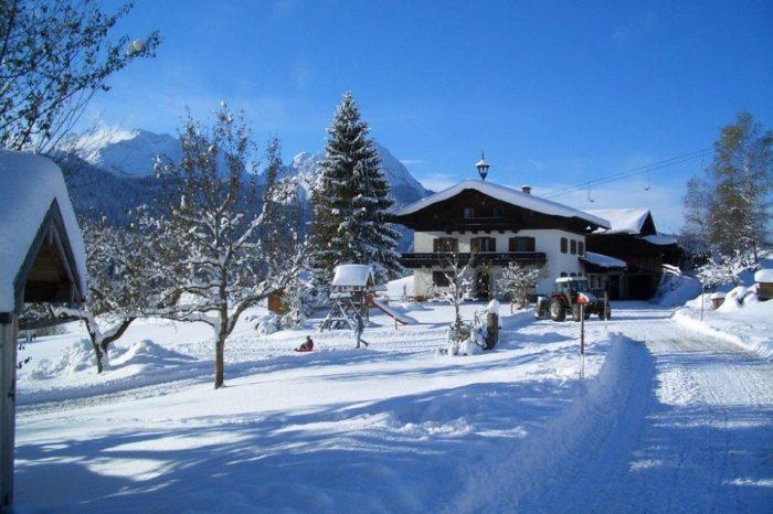 Holzerbauer - Bauernhofurlaub im Lammertal in Salzburg