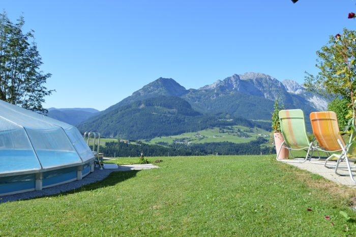 Oberlehen - Bauernhofurlaub im Lammertal in Salzburg