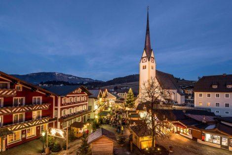 Winterurlaub in Abtenau im Lammertal