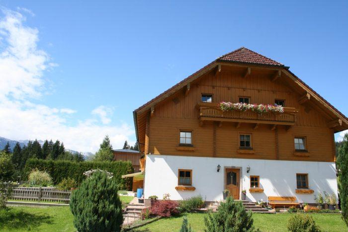 Rettenegghof-Bauernhofurlaub im Lammertal in Salzburg
