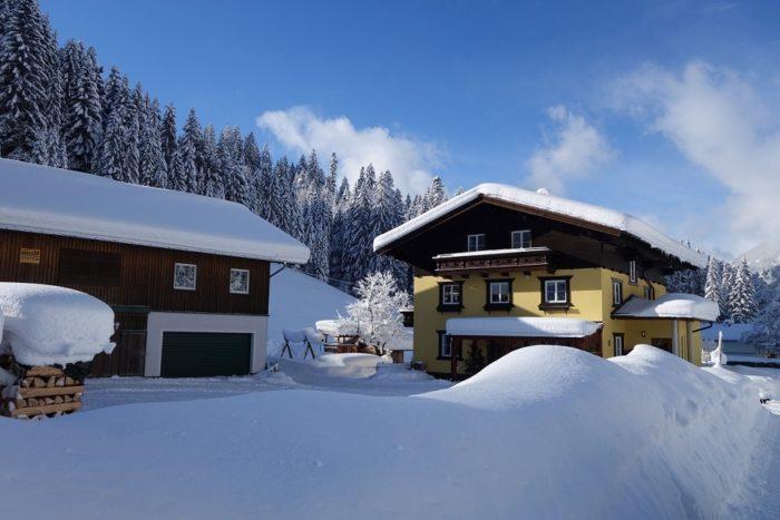 Sauschneiderhof - Bauernhofurlaub im Lammertal in Salzburg