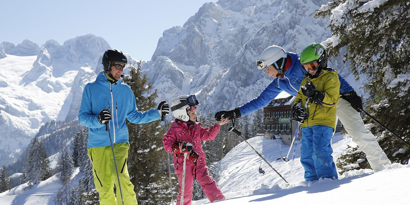Skiurlaub in der Skiregion Dachstein West