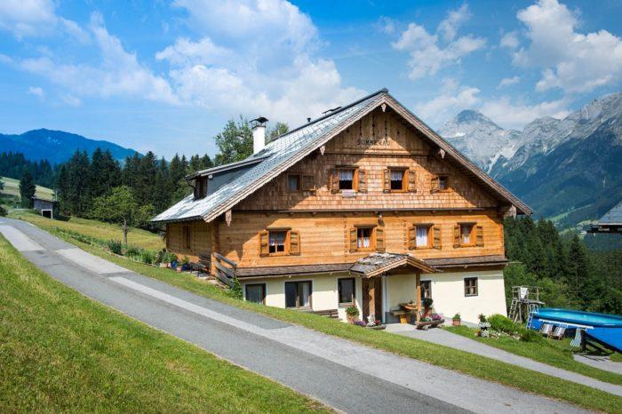 Sommerauhof - Bauernhofurlaub im Lammertal in Salzburg