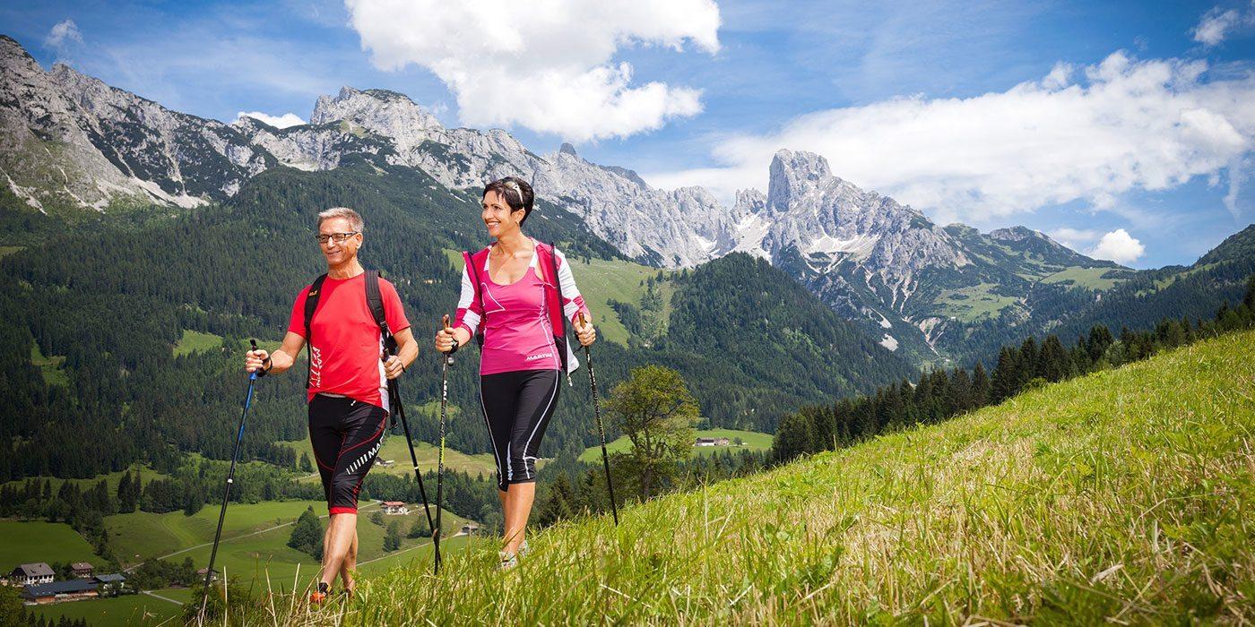 Sommerurlaub in Annaberg-Lungötz, Salzburger Land
