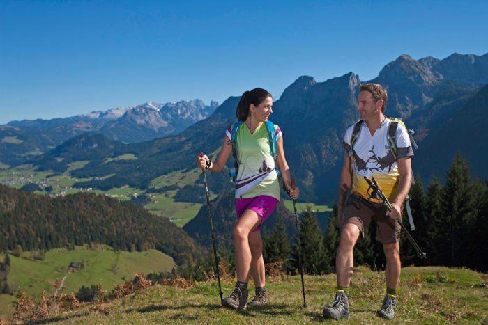 Wandern - Sommerurlaub in Abtenau, Lammertal