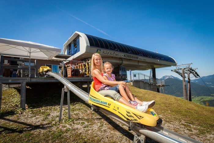 Sommerrodeln - Sommerurlaub in Abtenau, Lammertal