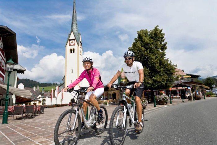 Radfahren - Sommerurlaub in Abtenau, Lammertal