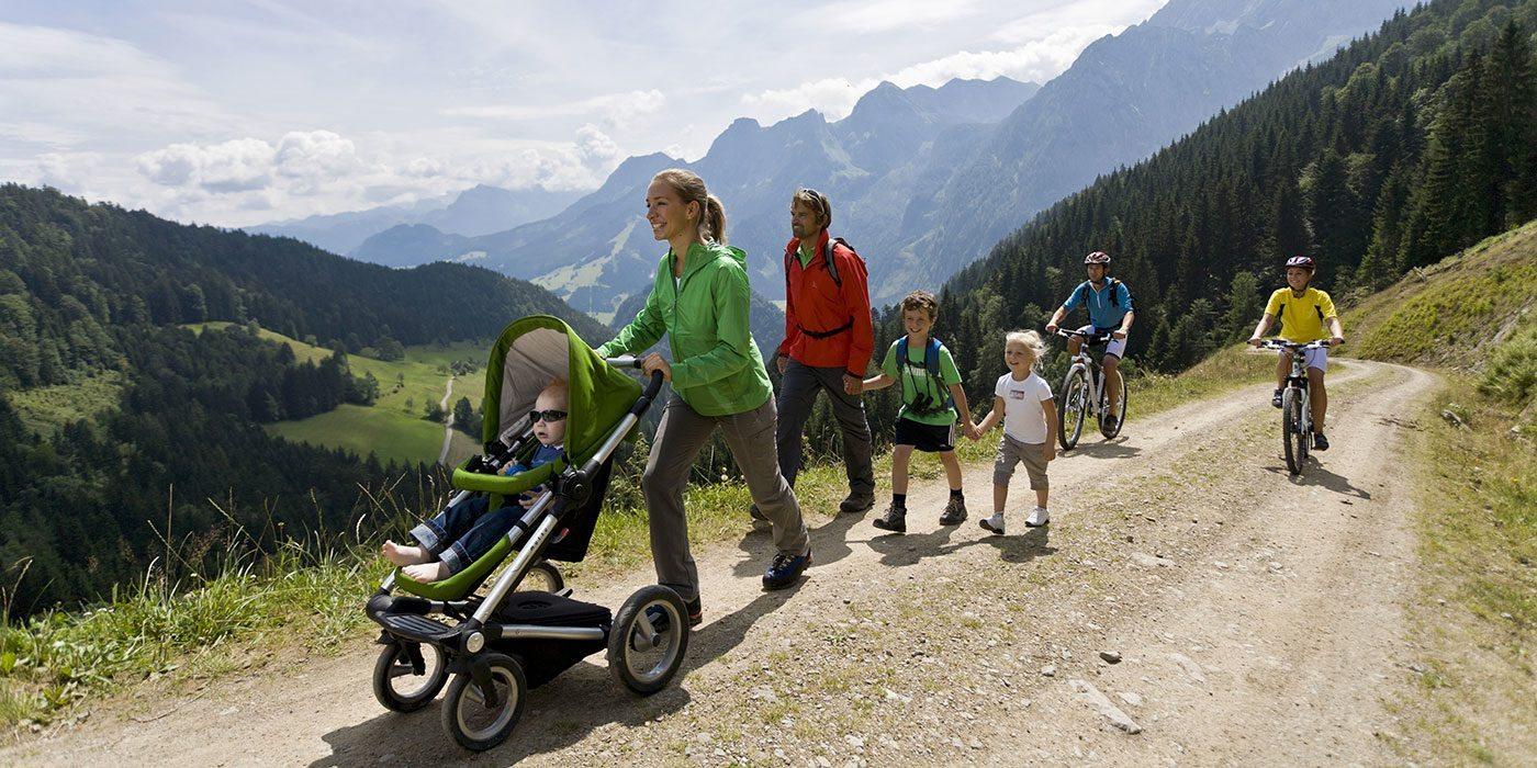 Wanderurlaub in Abtenau, Salzburger Land