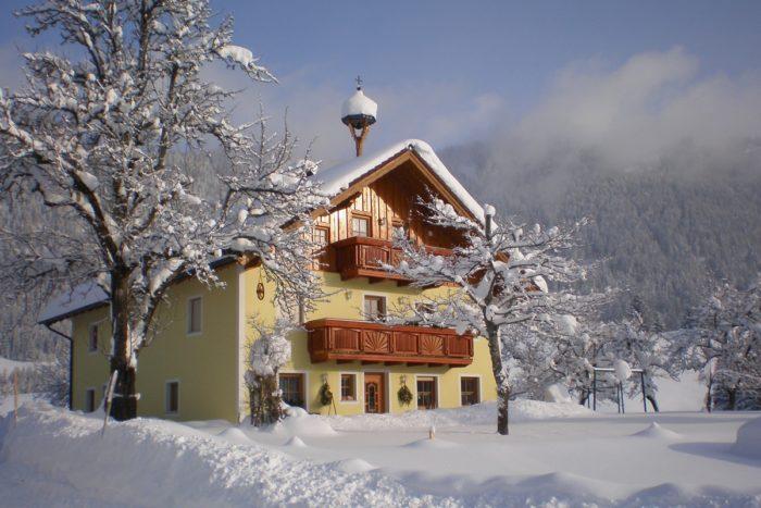 Spulhof - Bauernhofurlaub im Lammertal in Salzburg