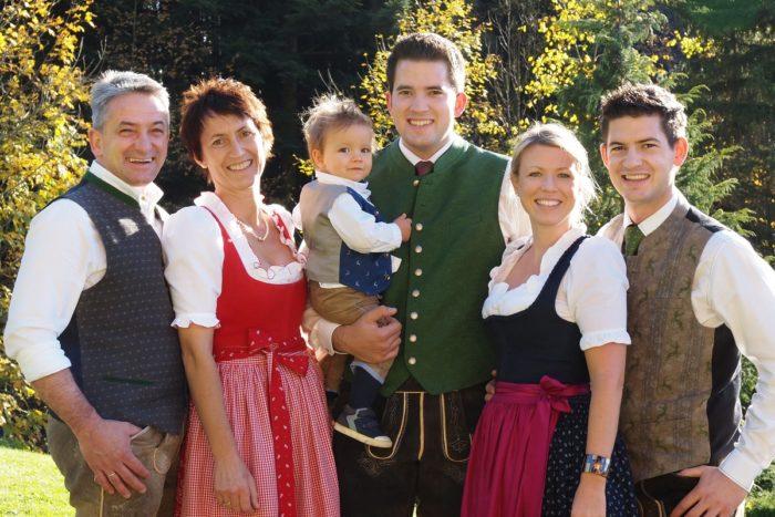 Unterschlag - Bauernhofurlaub im Lammertal in Salzburg