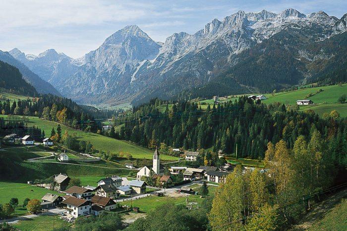 Urlaub in Annaberg-Lungötz