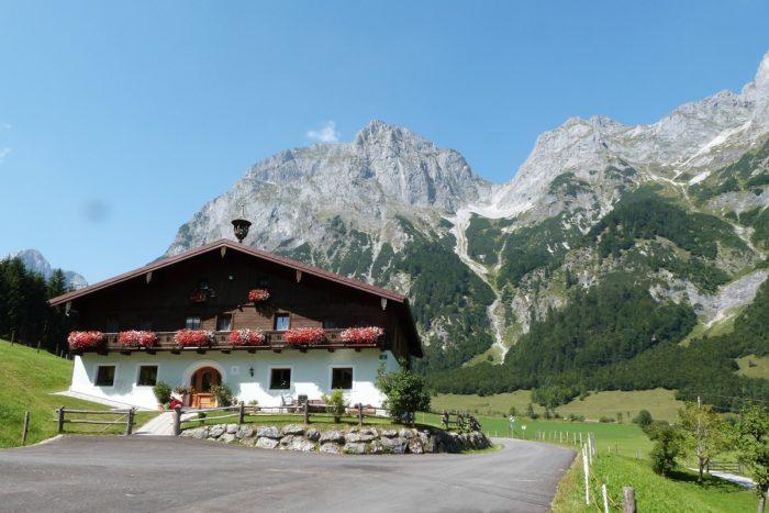 Vorderhof - Bauernhofurlaub im Lammertal in Salzburg