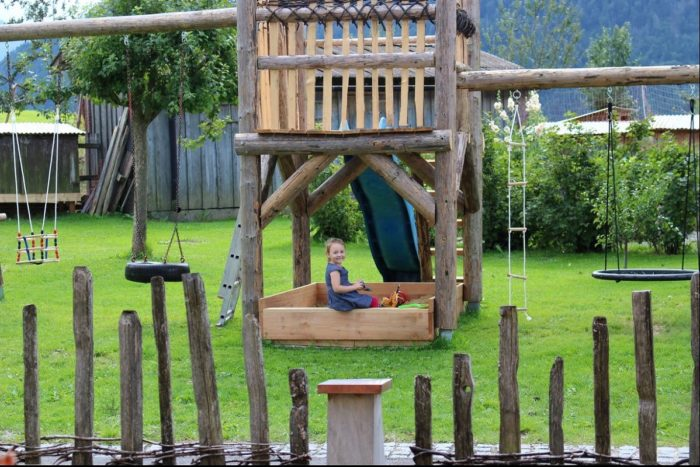 Vorderweinau - Bauernhofurlaub im Lammertal in Salzburg