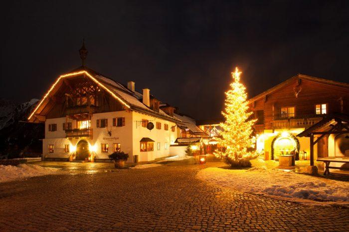 Winterstellgut - Bauernhofurlaub im Lammertal in Salzburg