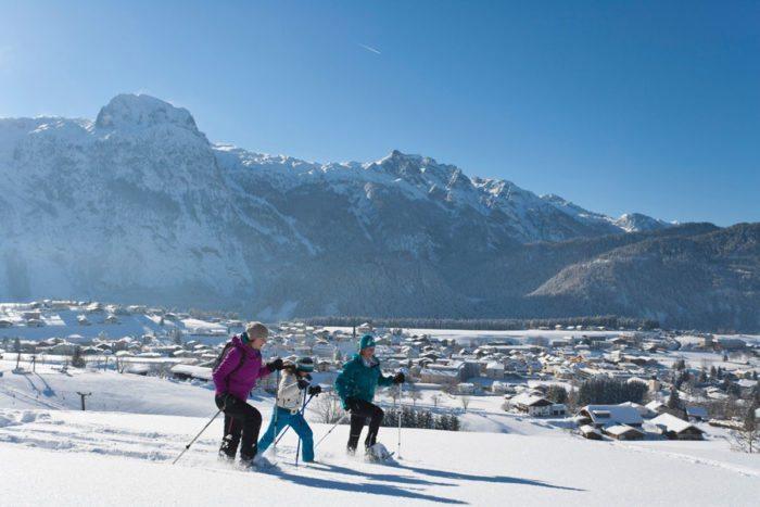 Winterurlaub in Abtenau im Lammertal, Salzburger Land