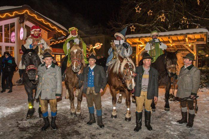 Brauchtum - Winterurlaub in Abtenau, Lammertal