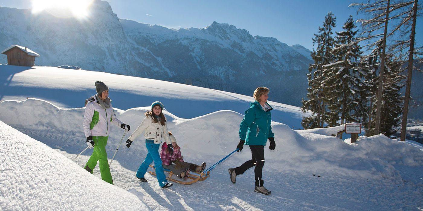 Winterwandern - Winterurlaub in Abtenau, Lammertal