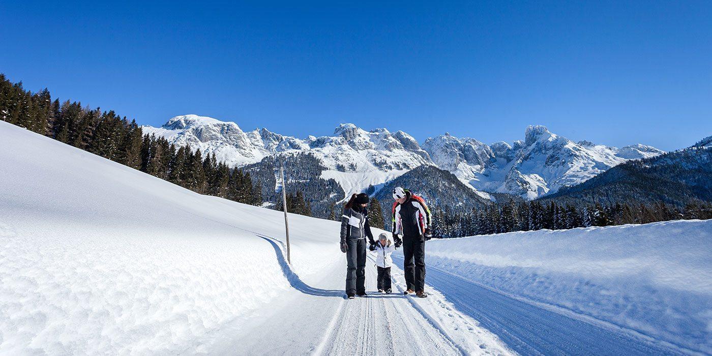 Winterwandern - Winterurlaub in Annaberg, Lammertal